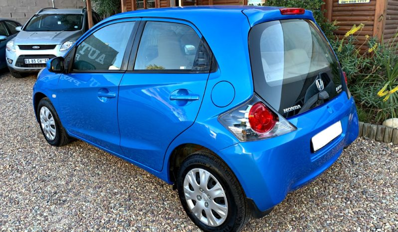 2013 Honda Brio 1.2 Comfort (75000Km, FSH) selling for R 79,900! full