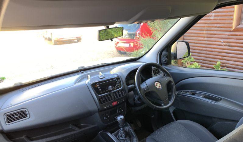 2014 Fiat Doblo Panorama 7-Seater 1.6 TDi Maxi full